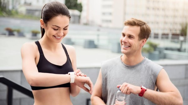 Wearables in the sports market: Fitness trackers and smartwatches especially are still booming, but soon many more wearables could be getting started.