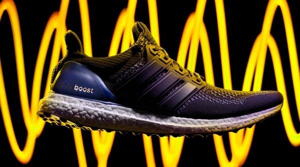 Perfect for the catering scene – where eight hours of work standing up is the norm: the Adidas Ultra Boost
