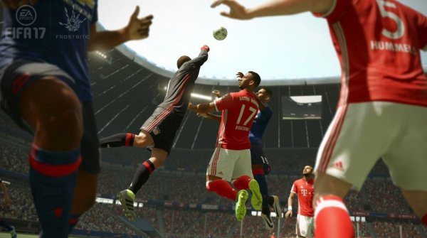 Better atmosphere, authentic appearance: FC Bayern should be better presented in FIFA 17.