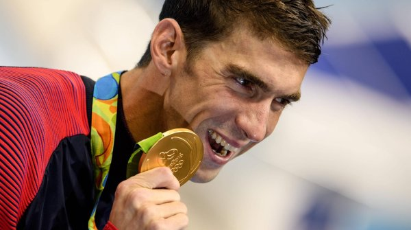Michael Phelps is the most successful Olympic athlete in history