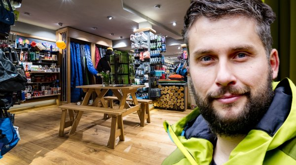 Tim Wahnel is one of the co-founders of Outdoor Profis