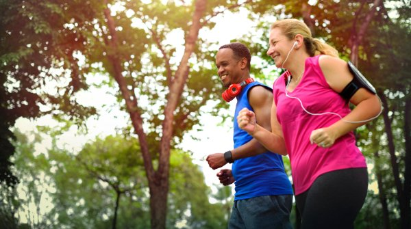 Sport is fun: The Eu Commission wants to animate citizens to do more physical exercise.
