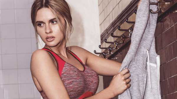 The FREYA ACTIVE SS17 collection includes sports bras that are no longer just for sports, but all part of the crossover trend.