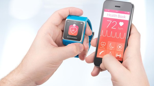 Checking your health with your smartwatch or phone is just the beginning: Soon it will be much more efficient.