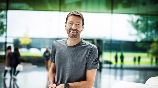 Kasper Rorsted has been sole CEO of Adidas since October