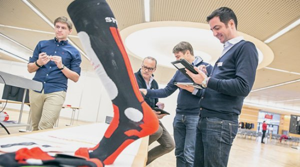 The ISPO AWARD jury takes a close look at new products and innovations.