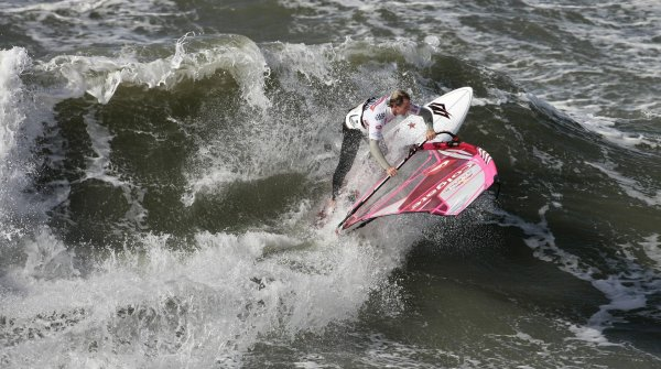Mr. Surf: Robby Naish is one of the most successful windsurfers of all times.