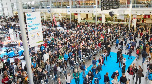 More visitors flocked into the trade fair halls in Munich Riem for ISPO MUNICH 2016 than ever before.