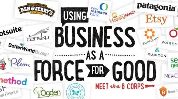 Recognizes companies that voluntarily achieve transparency, responsibility and sustainability: The B Corporation.