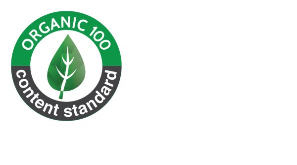 Organic Content Standard 100 aims at ensuring the content and origin of ecological materials in a product.