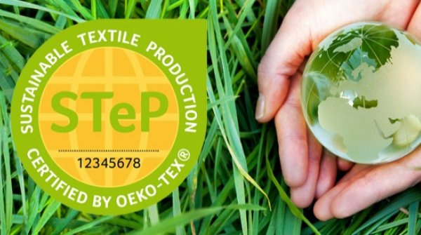 Step by Oeko-Tex is the next step on from the well-known Oeko-Tex Standard 100, which only takes into account individual products and not their production.