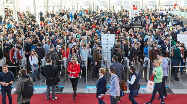 ISPO MUNICH opened its gates at 9:00 a.m. sharp.