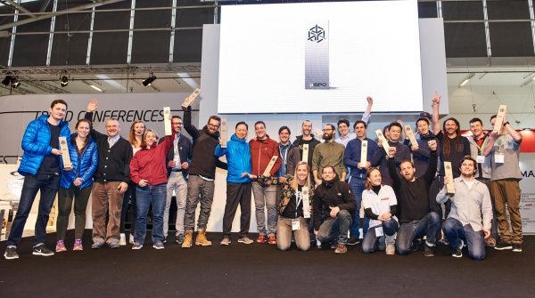 These year's ISPO AWARD winners
