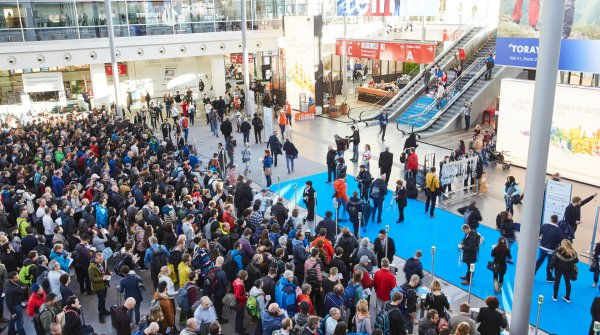 ISPO MUNICH 2017 attracted more than 85.000 visitors.