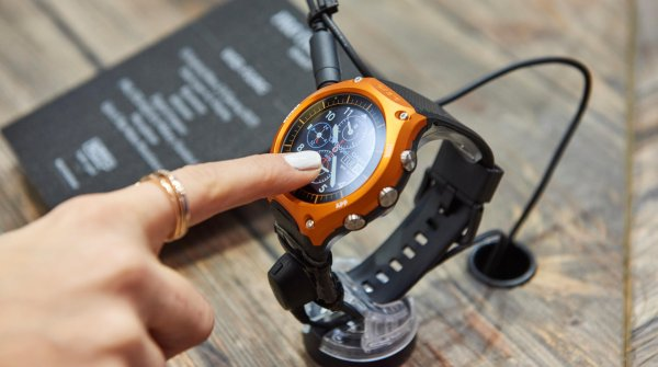 Wearables and digital gadgets at ISPO MUNICH