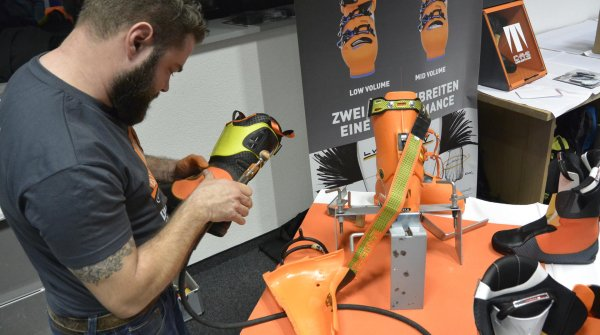 Uncomfortable ski boots? Boot fitting promises a remedy.