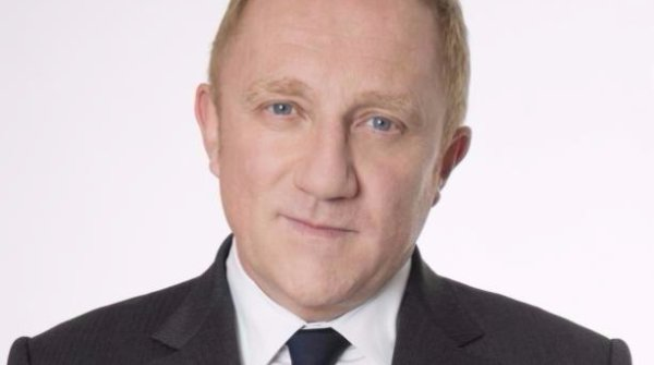 François-Henri Pinault is CEO of the Kering group.