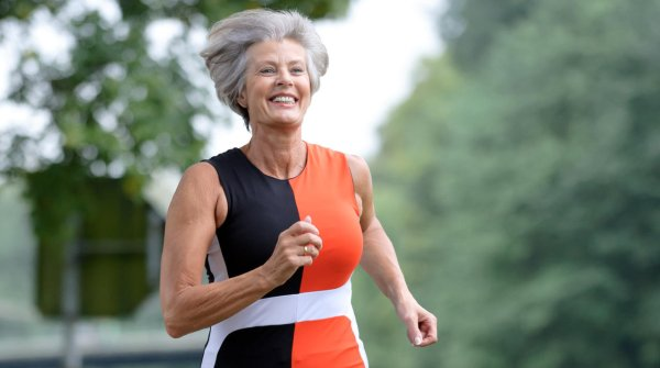 People who jog regularly aren't just preventing several diseases, they can also hope for a longer life.