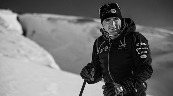 """We will miss you"": The outdoor community mourns Ueli Steck."