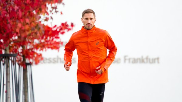 Sebastian Hallmann has started his own business as a professional running consultant.