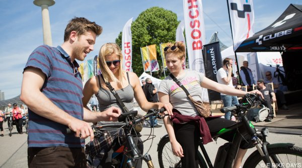 Experts will explain everything about the topic of e-bikes at E-Bike Days in Munich