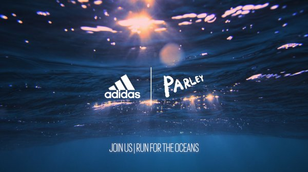 Adidas, Parley for the Oceans, and Runtastic want to get runners to take a stand for preserving the world's oceans