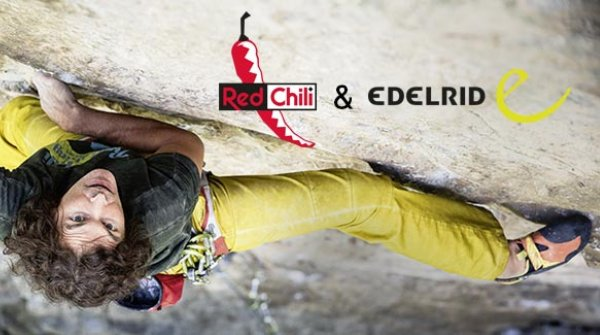 Red Chili and Edelrid are merging, and want to expand their position in the climbing market.