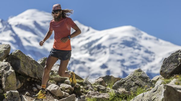 For the American Anton Krupicka is trail running an effective way to move efficiently and self-sufficiently in the outdoors. La Sportiva