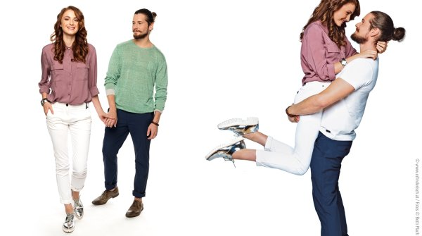 With their crossover pants, Breddy's combines functionality with design.