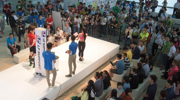 The multi-segment sports trade fair for summer sports, ISPO SHANGHAI, is happening for the third time.