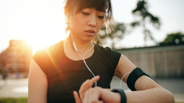 Fitness trackers are one of many areas of application for wearables.