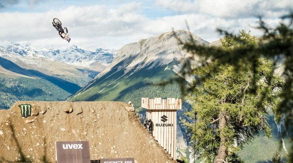 Nine Knights am Reschenpass: Emil Johansson in Action
