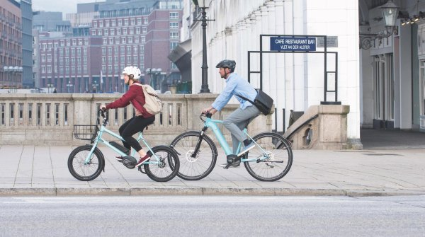 E-bikes need transport infrastructure