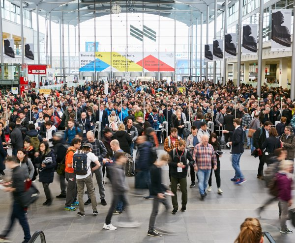 ISPO Munich 2018 has opened its gates.