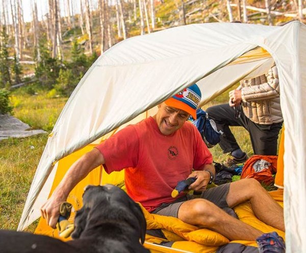 Big Agnes is an award-winning sleeping bag and tent producer.