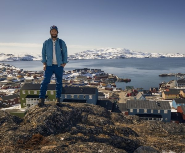 The Greenland collection by Fjällräven is celebrating its 50th birthday in 2018. For its anniversary, it's coming on the market in the vibrant colors of the houses of Greenland for the first time.