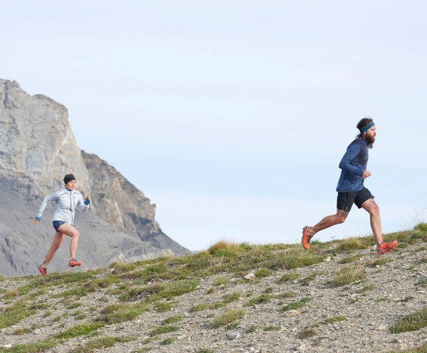 For trail running shoes, On focuses on its Cloudventure line.