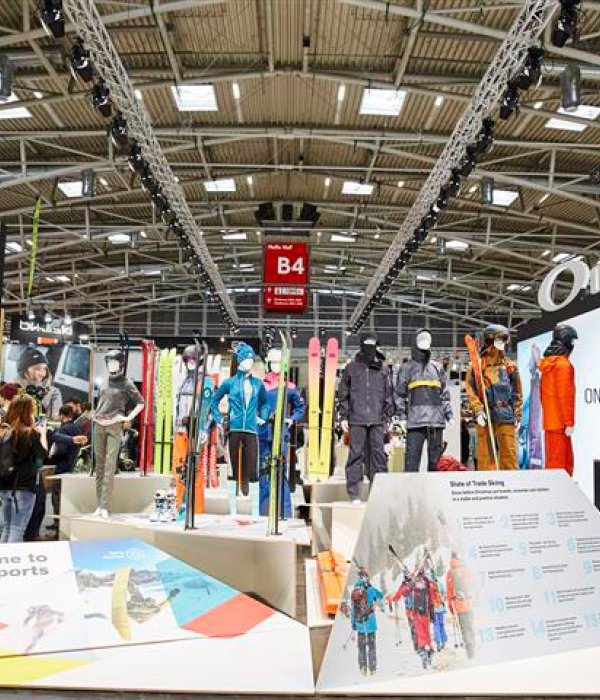 Ispo Munich The Expanded Hall Concept Was Well Received