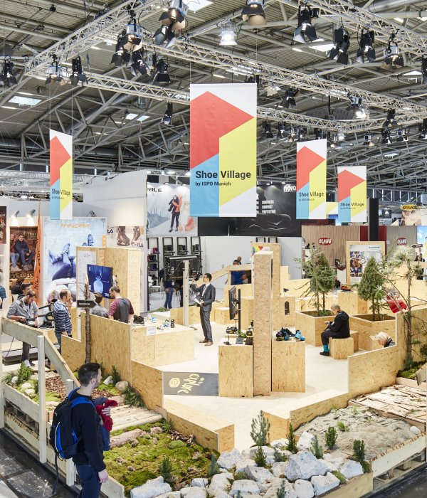 Show Village ISPO Munich