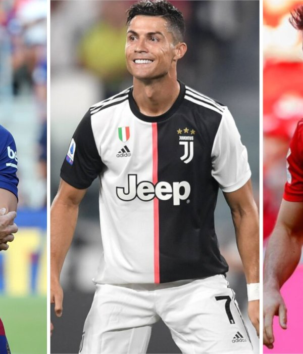 Lionel Messi (FC Barcelona), Cristiano Ronaldo (Juventus Turin) and Robert Lewandowski (FC Bayern Munich) and their teams have tens of millions of fans worldwide.