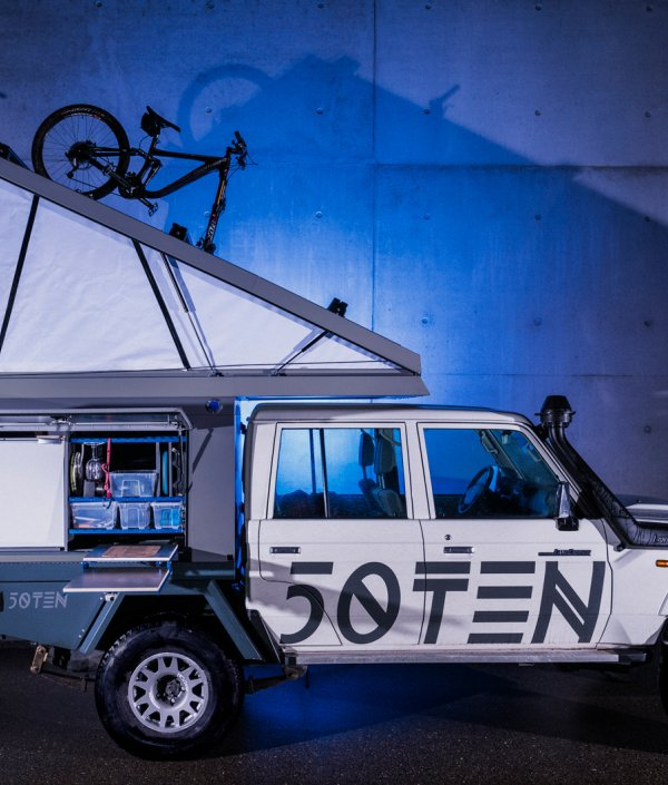 ISPO Brandnew 2018 Winner Hardware Winter Fiftyten