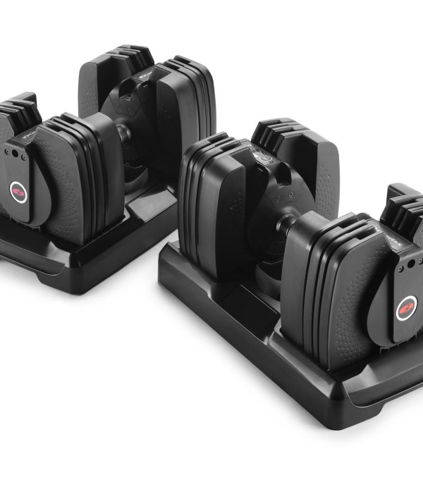 The SelectTech 560 Dumbbells by Bowflex are PRODUCT OF THE YEAR of ISPO AWARD 2017 in the health & fitness segment.