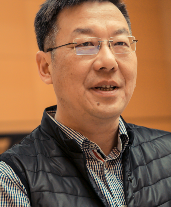 ISPO Award Jury - Dr. Jun-Yan Hu