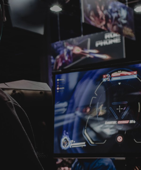 Electronic Sports Competition Header Image