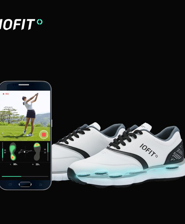 The Smart Shoes by IOFIT are GOLD WINNER of ISPO AWARD 2017 in the health & fitness segment.