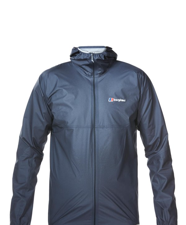 8ed99ada6bc9 The Hyper 100 Jacket by Berghaus is GOLD WINNER of ISPO AWARD 2017 in the  outdoor