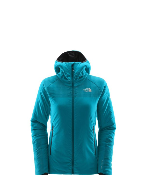 73aeb89991ff The SUMMIT L3 VENTRIX HOODIE by The North Face is GOLD WINNER of ISPO AWARD  2017