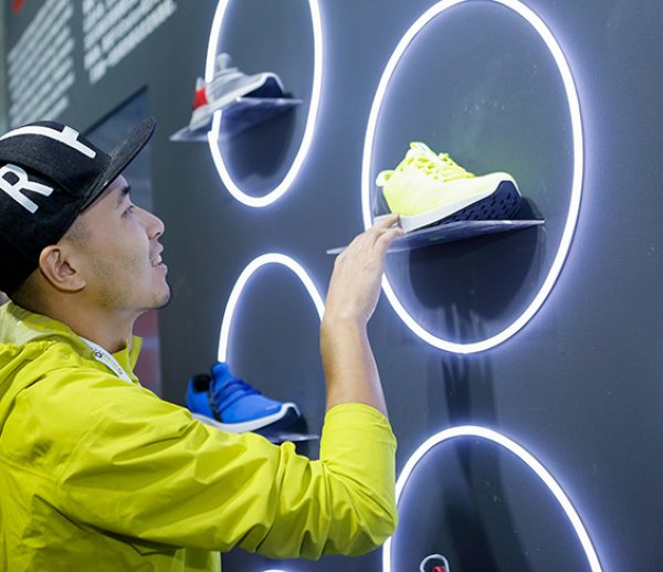 Getting to know new trends at ISPO Beijing