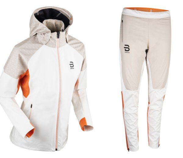 ISPO Award Gold Winner Snowsports Dæhlie Jacket Raw 4.0 + Pants Raw 4.0 Women Ski Pants Ski Jacket
