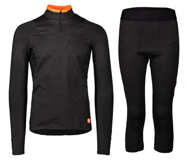 ISPO Award Gold Winner Snowsports POC Base Armor Baselayer for ski racers